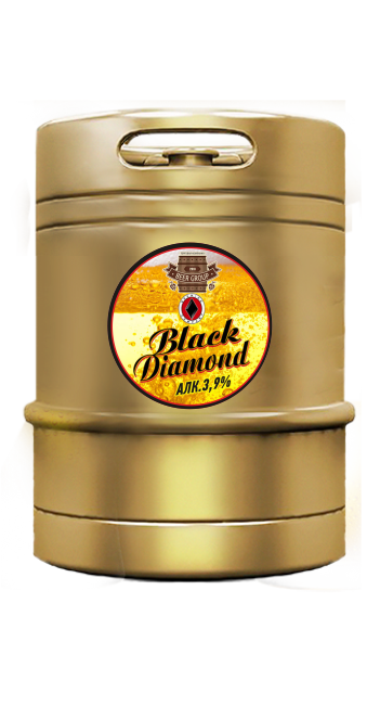 BLACK DIAMOND ALE